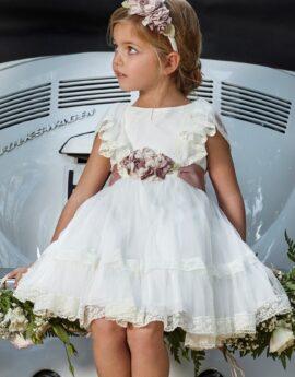 amplia gama color atractivo venta online Vestidos Amaya de arras para niñas
