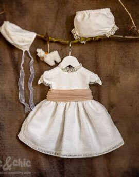 muchas opciones de varios estilos gama completa de especificaciones Tienda de trajes y vestidos de bautizo y comunión online