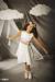 Vestido  Alba Rosa (1-16 Años)