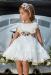 Vestido  31404 Crudo-Rosa (1-12 Años)