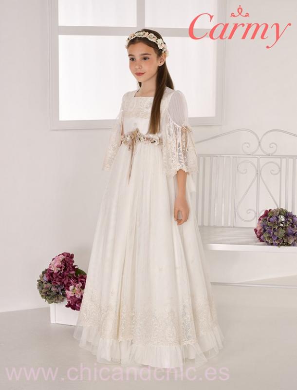 Vestido de comunión 613
