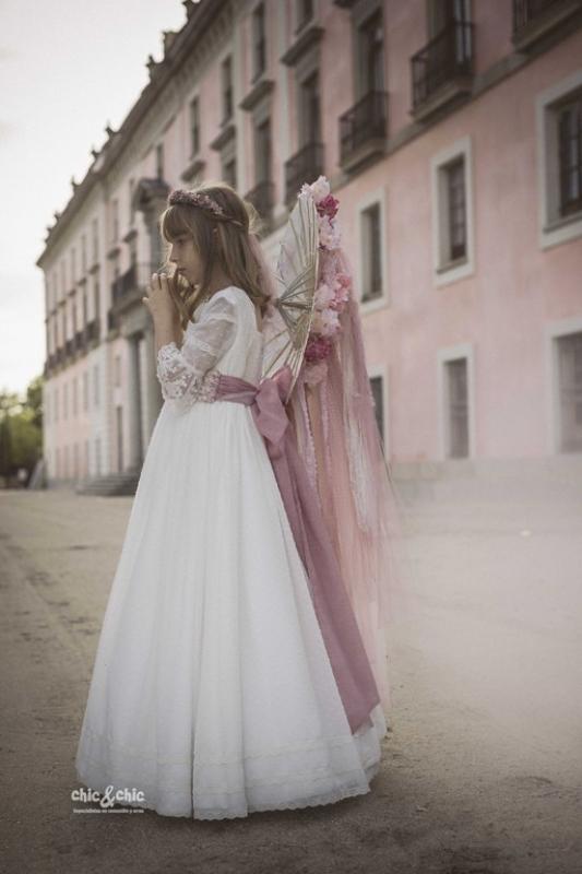 Vestido de comunión AURORA