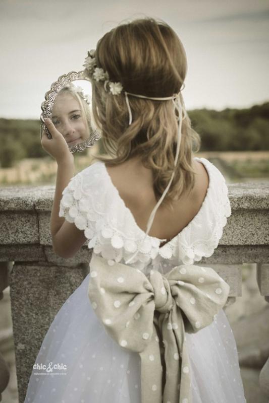 Vestido de comunión HELENA