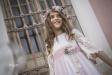 Adorno Cinturón del vestido  comunión FLORENCIA