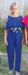 Mono de ceremonia 514147SM . Color Azulón (4-18 Años)