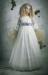 Vestido de comunión SAMARA. Fajín Personalizable