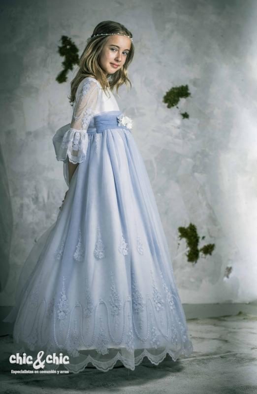 Vestido de comunión ESTAMBUL