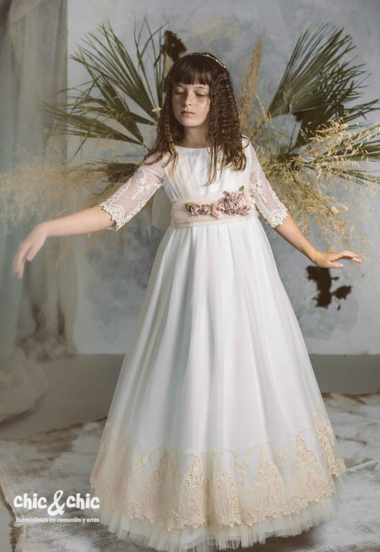 Vestido de comunión NEVADA
