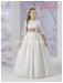 Vestido de comunión 1704. Esterilla rústica.