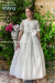 Vestido de comunión  216412 Color crudo.