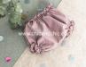 Braga cubrepañal algodón. Color rosa maquillaje