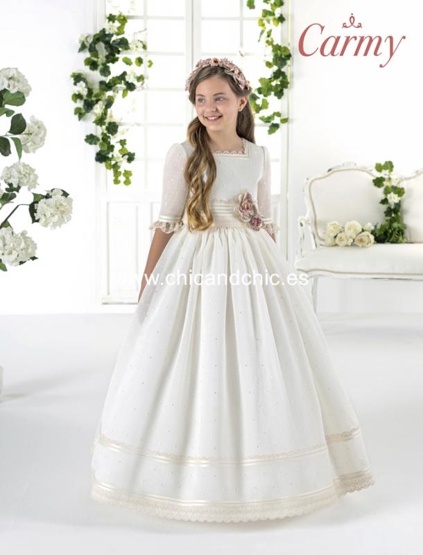 Vestido de comunión 2813.