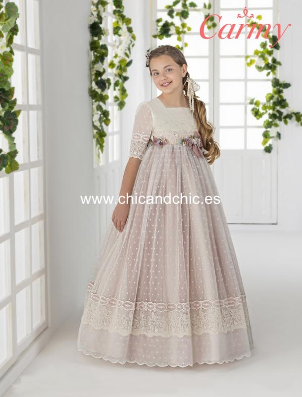 Vestido de comunión 2621.