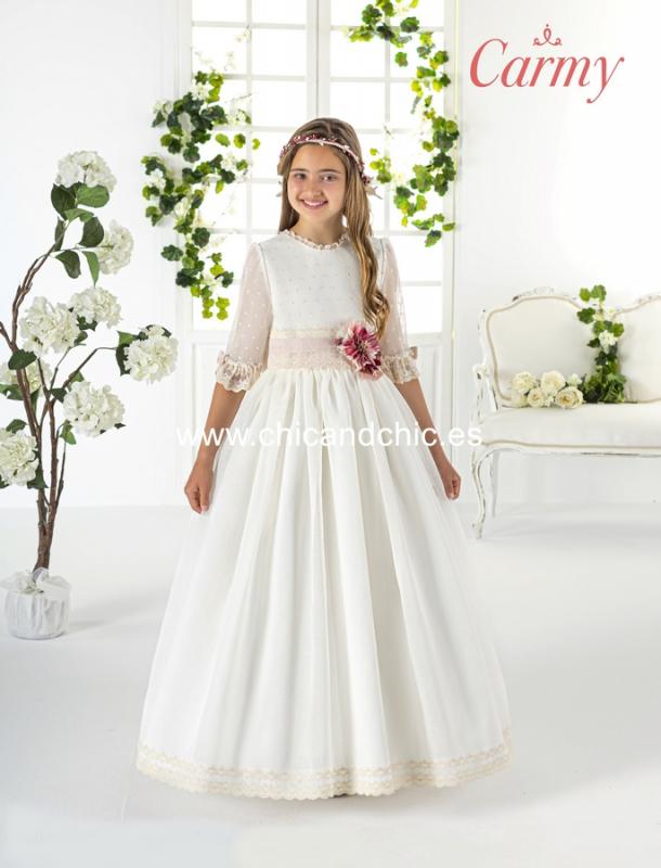 Vestido de comunión 2810.