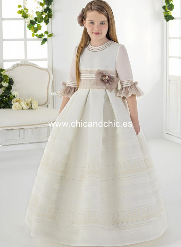 Vestido de comunión 2305.