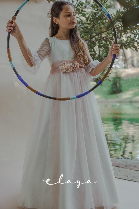 Vestido de comunión ALMA.