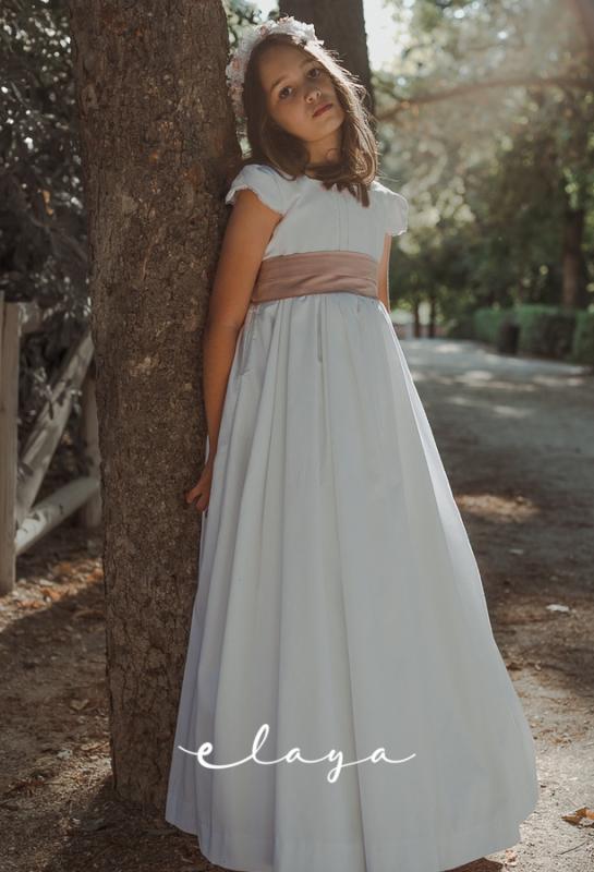Vestido de comunión IRIA.