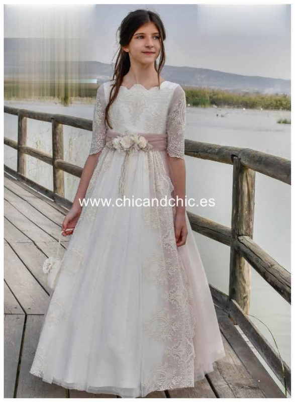 Vestido de comunión  226411