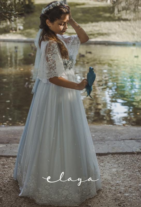 Vestido de comunión VALERIA