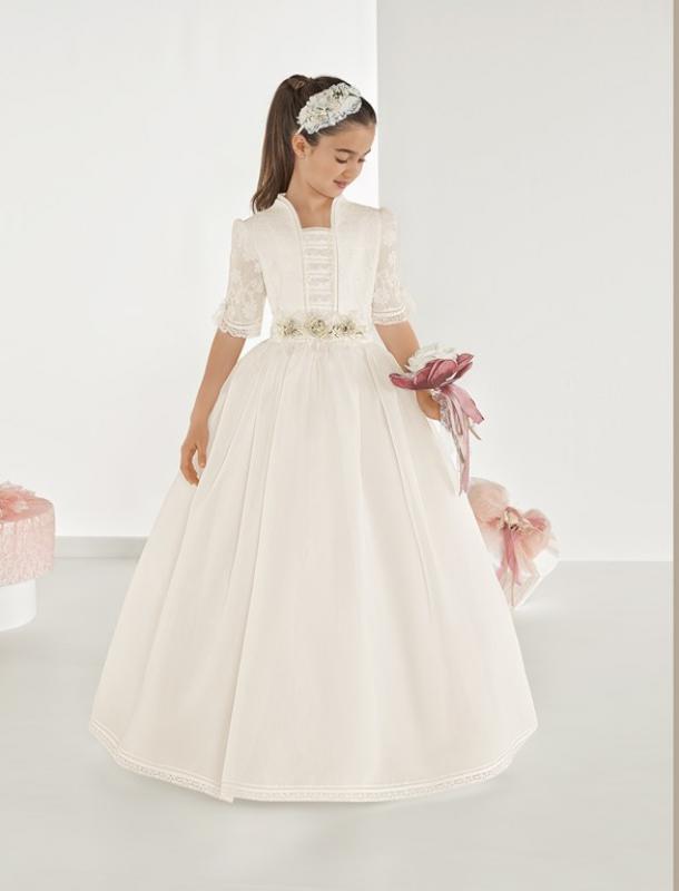 Vestido de comunión 8433