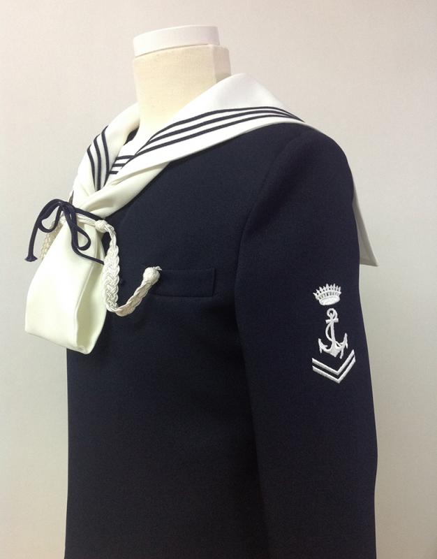 Marinero clásico marino