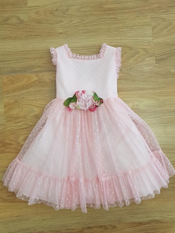 Vestido 111433 Rosa