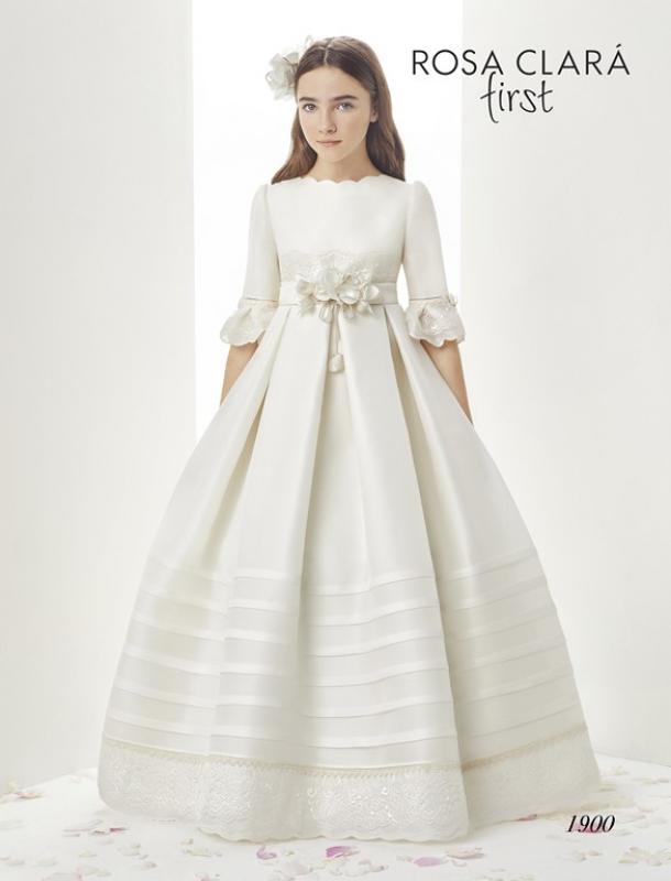 Vestido de comunión 1900 Rosa Clará