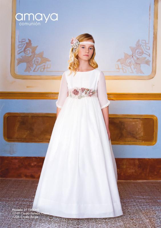 Vestido de comunión 311900M/D Amaya